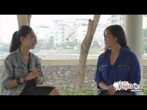 ANNA TRUONG talks about her love for Asian pop & Vietnam [SBS PopAsia TV Version]
