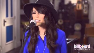 "Cher Lloyd performs ""I Wish"" live in New York City as part of Billb..."
