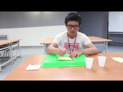 科普動手做-奈米紙實驗