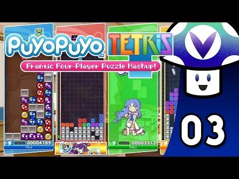 [Vinesauce] Vinny - Puyo Puyo Tetris (part 3)