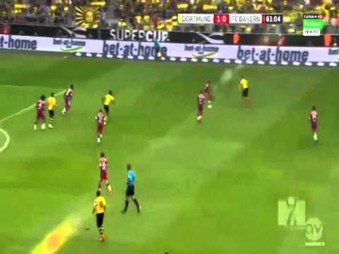 Dortmund - Bayern 2 all goals very excellent