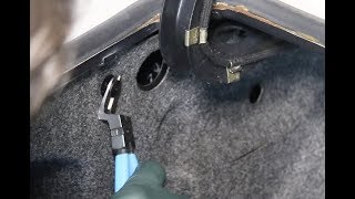 Auto Tool of the Week Series: Removing Plastic Push Pin Plug Fasteners