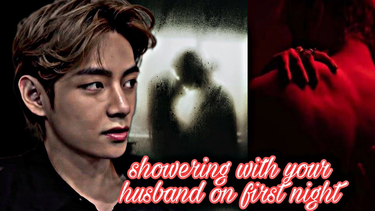 Your husband with showering Men, do