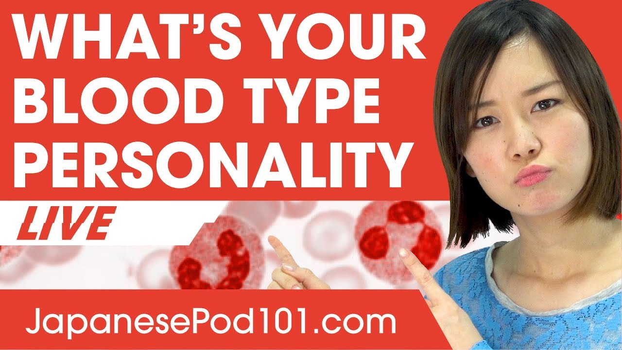 Blood Type Personality in Japan: What It Says about You