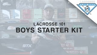 Boys Lacrosse Starter Kit