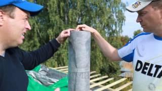 Диффузионная гидроизоляция. Ответы на вопросы специалиста компании Дёркен (DELTA).(, 2015-09-29T20:58:38.000Z)