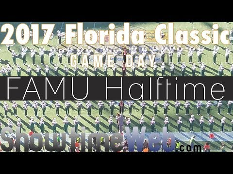 "FAMU ""Marching 100"" Halftime - 2017 FL Classic Game"