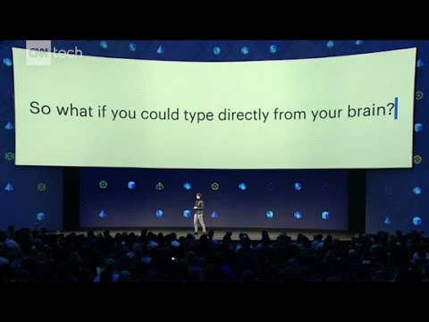 Hands-free typing: Facebook's brain-to-text initiative
