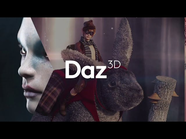Anything you can imagine. Anywhere you can create - Introducing Daz Bridges & Native File Formats
