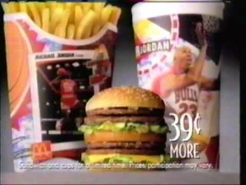 McDonald's Double Big Mac Commercial thumbnail