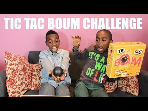 Tic Tac Boum CHALLENGE | K-Boyz TV