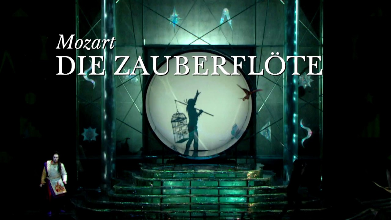 Die Zauberflote at the Metropolitan Opera