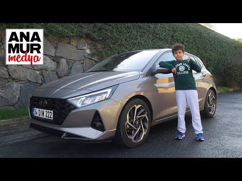 Hyundai i20 2020 Baba Oğul Test / Yeni i20 1.0 T-GDI DCT Elite Plus 2021 Test