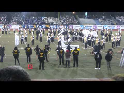 Uniondale High School- Newsday Band Festival