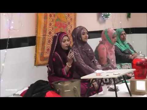 Hum Ko apni Talab se siwa chahiye by Javeria Saleem