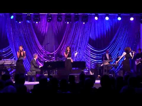Got to be real - EriAm Sisters with David Foster & friends