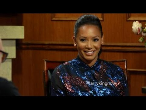 "Mel B on ""Larry King Now"" - Full Episode Available in the U.S. on Ora.TV"