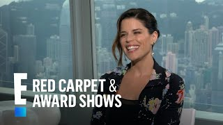 Neve Campbell Gushes Over Newly Adopted Baby Boy | E! Live from the Red Carpet