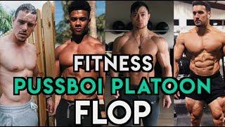 Fitness Flop - Pussboi Platoon