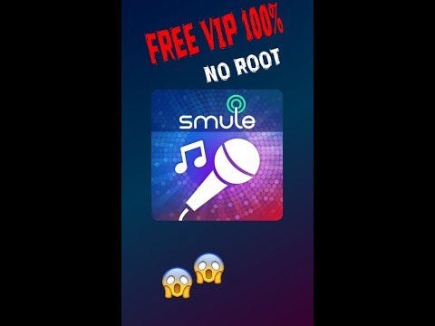 Smule Free Vip 100% No Root