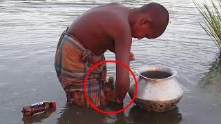 Fishing Hooks Best Hook Fish Trap Smart Boy Fishing Trap With Bottles and Hooks Easy Fish Trap