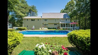 4 Germano Way Andover Ma house for sale with pool listed by Andover real estate agent Lisa Sevajian