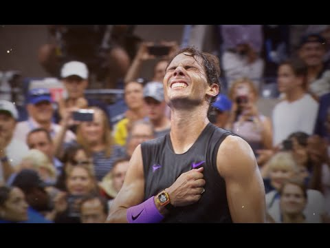 Rafael Nadal Wins His 19th Grand Slam Title at the US Open 2019
