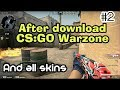 ✅2# --In Game-- CS:GO WARZONE!!!!✅