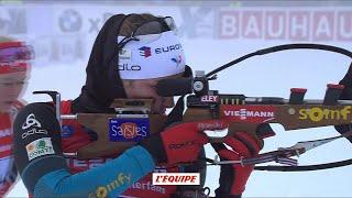 Biathlon - CM (F) - Oberhof : Les Françaises remportent le relais