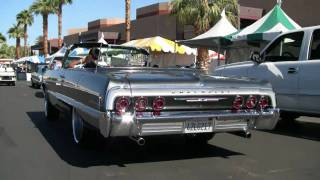 1964 Impala 20's on the front 22's on the rear. Las Vegas Pt. IX