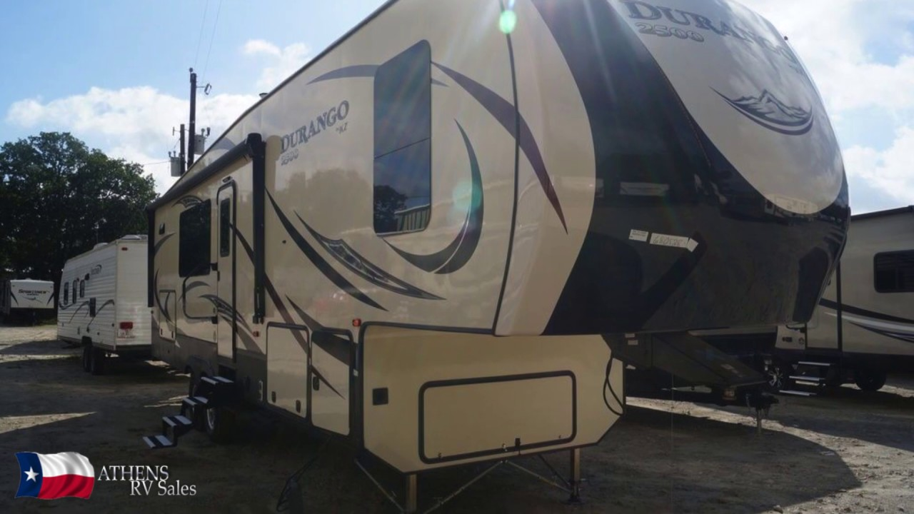 Hit The Countryside With New 2019 Kz Rv Durango 2500 D315rkd For In Athens Tx