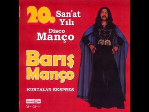 Barış Manço - Disco Manço Potborisi 2 (20. Sanat Yılı Disco Manço) (2010)