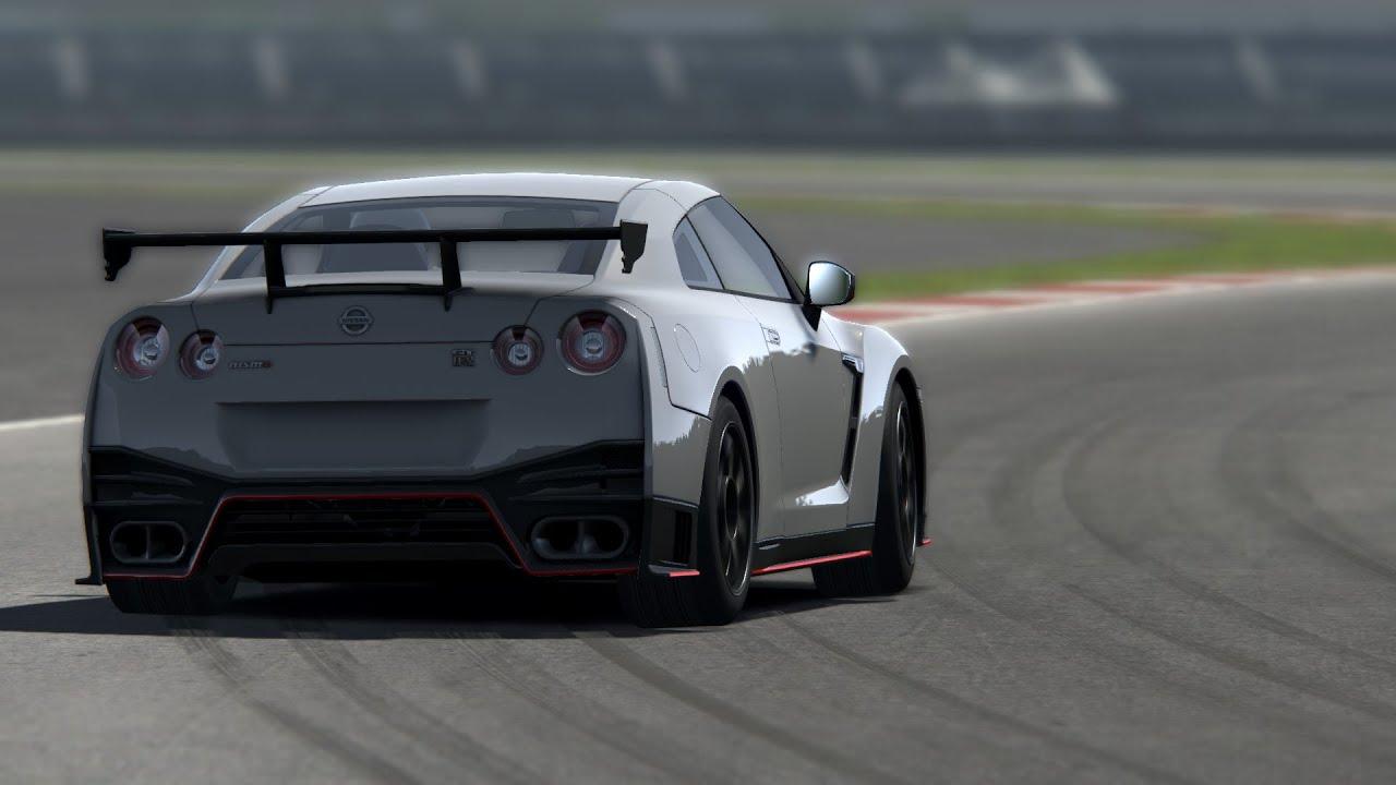 Assetto Corsa Challenge Nissan Gtr Nismo Silverstone