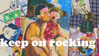 "CHAI - ""keep on rocking"" - Lyric Video (full ver.)"