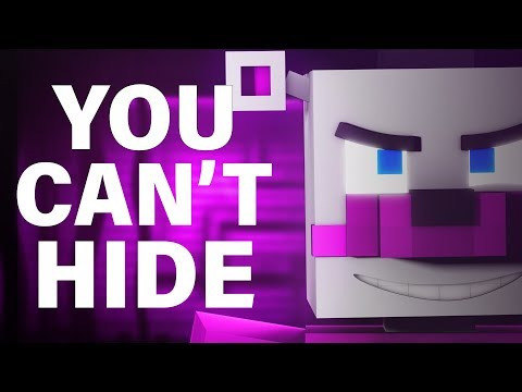 "FNAF SISTER LOCATION SONG | ""You Can't Hide"" [Minecraft Music Video] by CK9C + EnchantedMob"