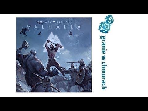 Valhalla - zasady, przykładowa rozgrywka