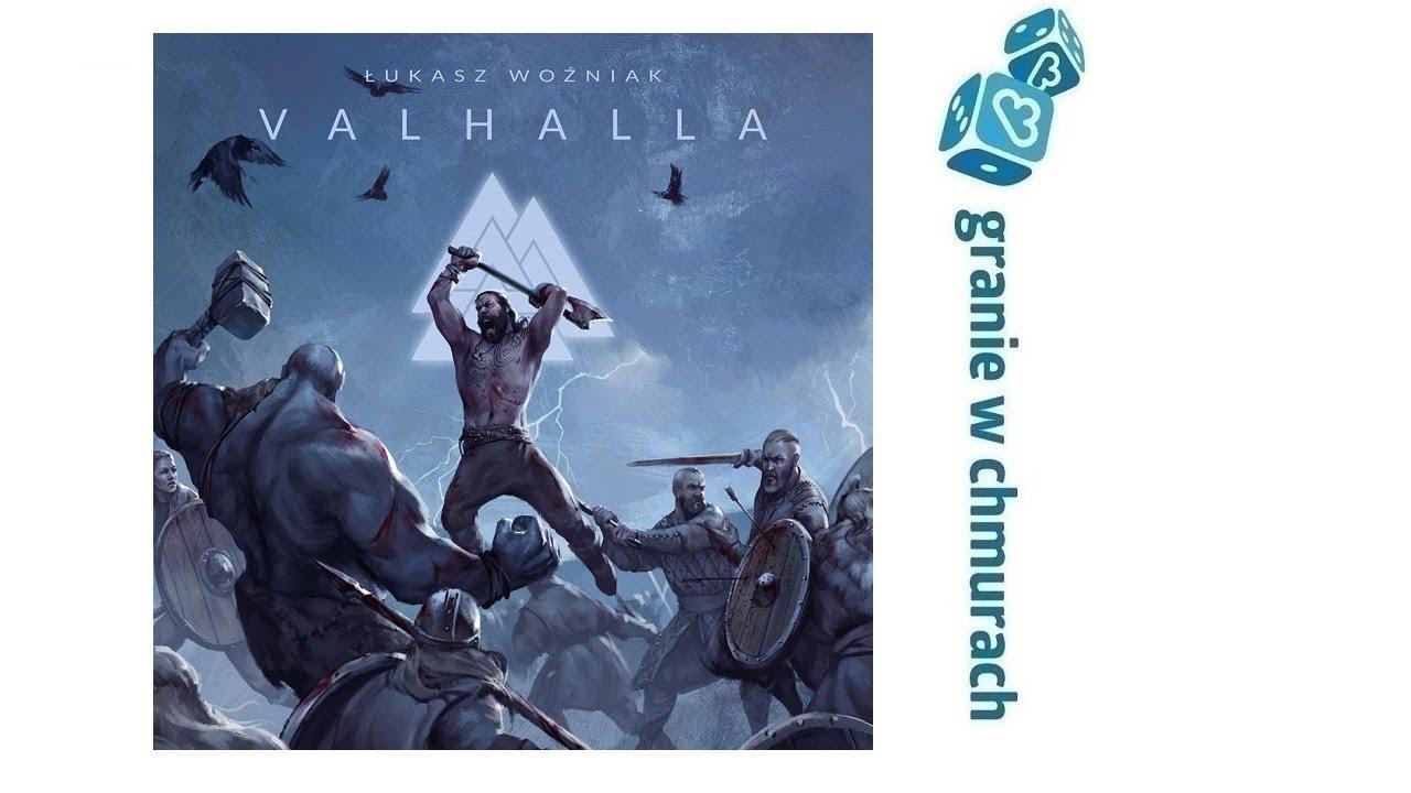 Valhalla – zasady, przykładowa rozgrywka