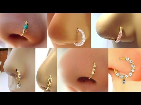 Daily Uses Nose Ring Design Latest Nose Ring Designs Nosering