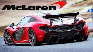 เปิดตำนาน McLaren P1 # McLaren P1 Hypercar