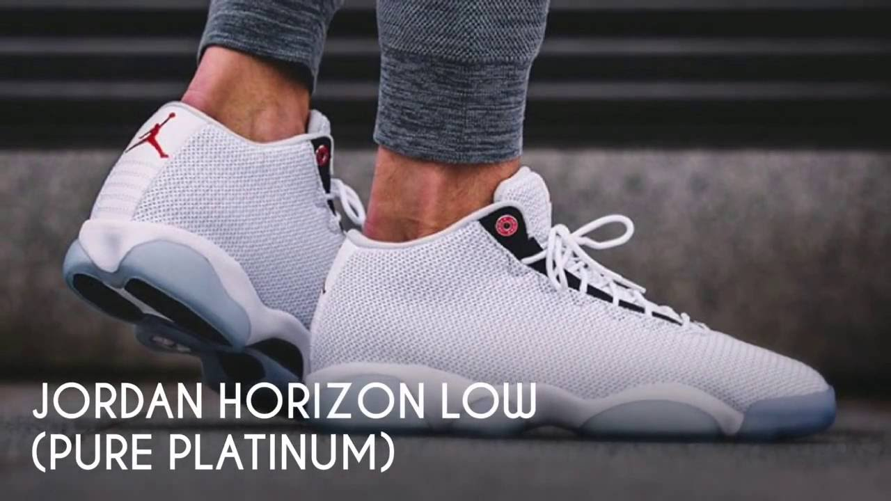 jordan horizon low review