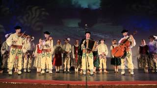 'Góralu, czy ci nie żal' w wykonaniu orawskiego zespołu  FĽAJŠOVANČEK