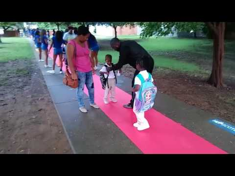Napier School First Day & Red Carpet Celebration