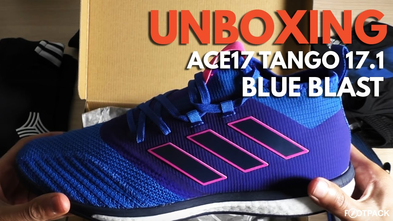 adidas ACE Tango 17.1 TR Blau