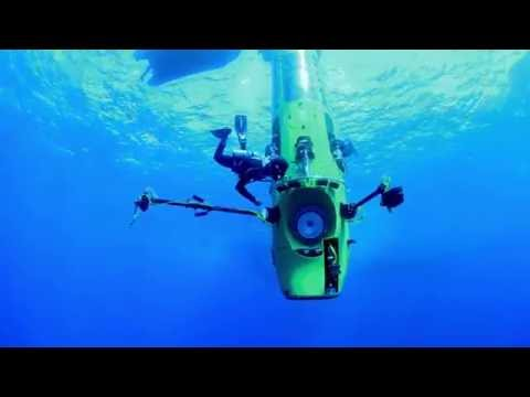 James Cameron's Deepsea Challenge 3D at the Museum of History