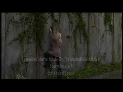 Scary Movie 4 Exended Scene-Cindy & Brenda Scale The Wall