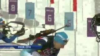 Украинка Вита Семеренко получила олимпийскую бронзу