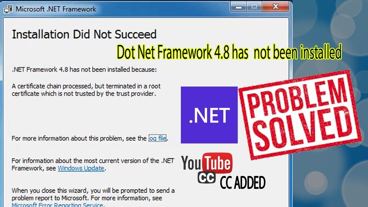 net Framework 20.20.20