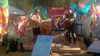 Live Oak Music Festival Our Camp 2018 OPEN MIC Stage