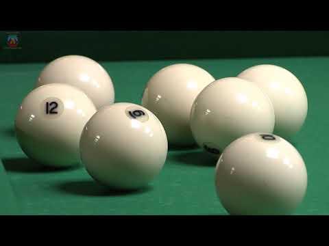 lgikvideo: 25-й турнир по бильярду