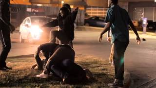 Meanwhile In Austin Texas...Six Thugs Beat Up Two Hippies On The Street And Steal Their Weed!